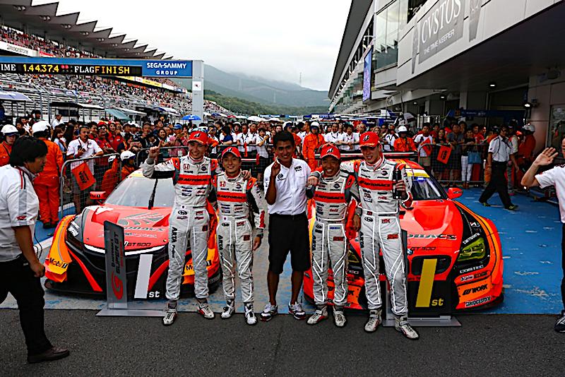 SUPER GT 第5戦「FUJI GT 300km ...